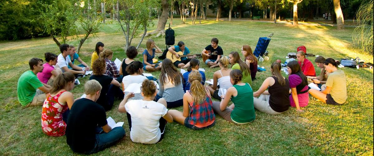 Урок в парку