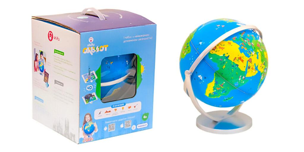 Інтерактивний глобус